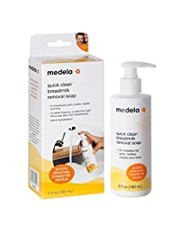Medela Quick Clean Breastmilk Removal Soap, 6 Ounce BOBEBE Online Baby Store From New York to Miami and Los Angeles