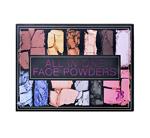 Measurable Difference Beautiful All In One Face Powders, Multi Color