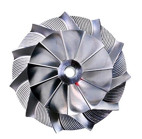 Amazon.com: Kinugawa Turbo Billet Compressor Wheel For Subaru STi RHF55 VF30 VF35 18G (50.3/68) 11+0: Automotive