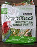 ZuPreem Premium Nutritional Products Veggie Blend Bird Food 17.5 Lb