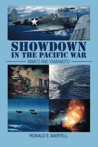 Showdown in the Pacific War: Nimitz and Yamamoto (Yamamoto Print)