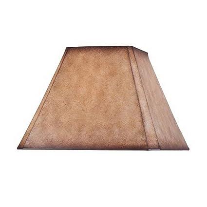 Dolan designs 140032 square cut corner soft back lamp shade