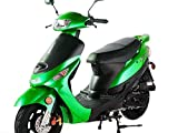 TaoTao ATM 50cc Sporty Scooter (Green)