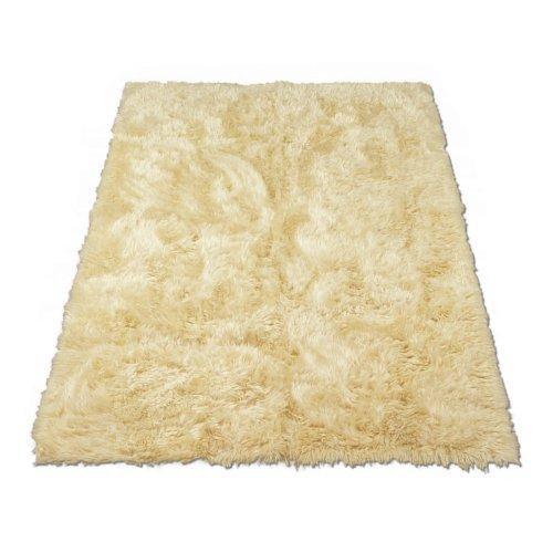 Classic Sheepskin Rectangle Rug