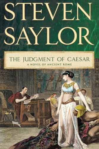Book cover for The Judgment of Caesar