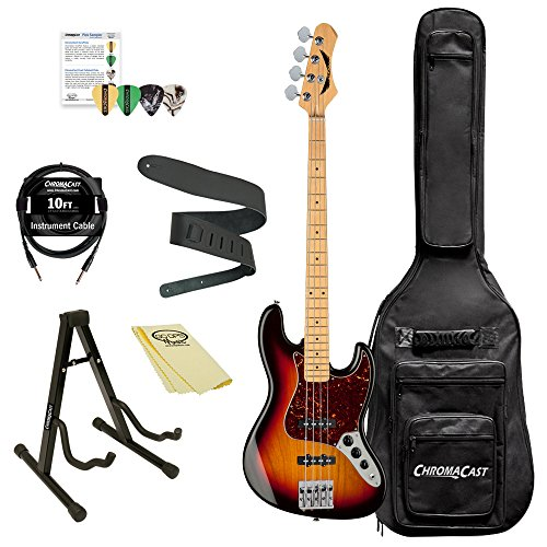 Dean Guitars JUGGERNAUT TSB-KIT-1 4-String Bass Guitar Pack by Dean Guitars
