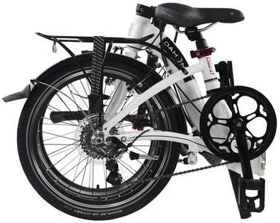 DAHON Ciao D7 bicicleta plegable de 7 velocidades 13.9 Kg: Amazon ...