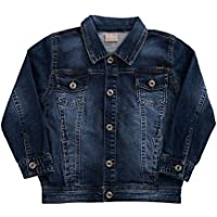 Jaqueta Jeans Infantil Masculino Milon M4539.JEANS.1