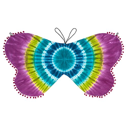 Fair Trade Children's Tutus and Butterfly Wings (Shibori Butterfly (Fair Wings)