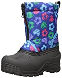 Northside Icicle Snow Boot (toddler/little Kid/big Kid), Navy/multi, 5 M Us Toddler | amazon.com