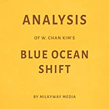 Analysis of W. Chan Kim's Blue Ocean Shift Audiobook by Milkyway Media Narrated by Conner Goff
