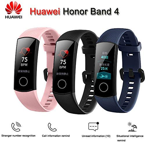 Bainuojia para Huawei Honor Band 4 Fitness Tracker, Reloj Fitness ...