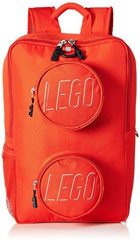 LEGO Brick Backpack-Red