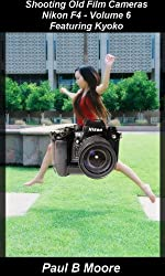Shooting Old Film Cameras - Nikon F4 - Volume 6 - Featuring Kyoko (Old Cameras)