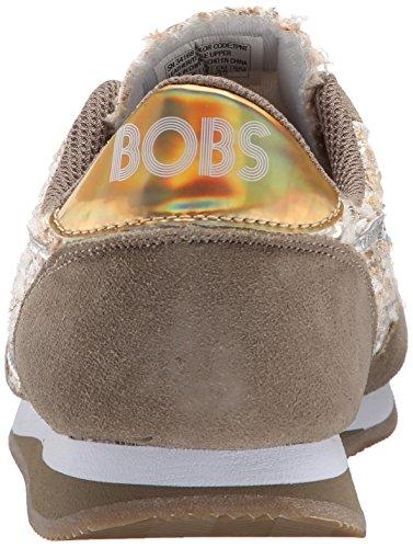 Bobs Natural Fashion Sneaker Sunset De Bobs Taupe Skechers De O1nTzO6S