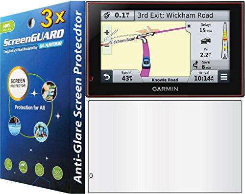 GuarmorShield - 3x Garmin Nuvi 2589 2589LM 2589LMT LM LMT 5