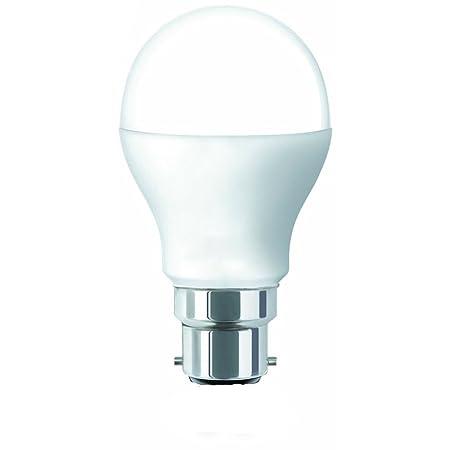 Yamitri Plastic LED Bulb  White, 9w  Light Bulbs