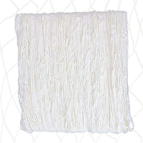 Big Mo's Toys Nautical Fish Net Party Decorations for Pirate Party, Hawaiian Party, Nautical Themed Cotton Fishnet -
