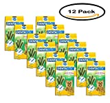 PACK OF 12 - PEDIGREE DENTASTIX Fresh Toy/Small Treats for Dogs - 5.26 Ounces 21 Treats