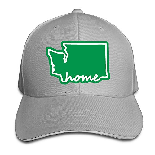 PLWYZAJYb Unisex Casual Washington State Home Snapback for sale  Delivered anywhere in Canada