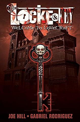 book cover of Locke & Key