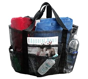 Whale (Really Big) Large Mesh Family Beach Bag  Tote  Amazon.co.uk  Sports    Outdoors d48a5d86fa