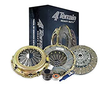 4Terrain Heavy Duty Premium Clutch Kit | ER2 Heavy Duty Cover Assembly | Heavy Duty Clutch