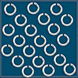 100 Sterling Silver 925 Round Jump-Ring 5.6mm