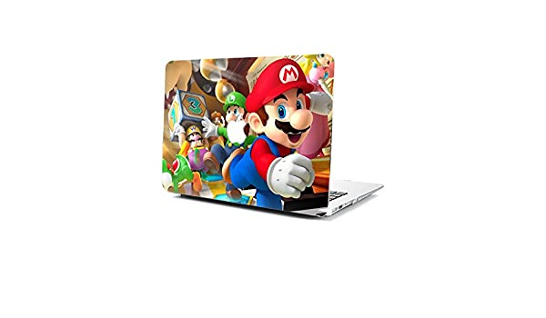 GSPSTORE MacBook Model A1425//1502 Case,Mario Pattern Hard Shell Protector Cover for Pro 13 Model A1425//1502 with Retina Display #05