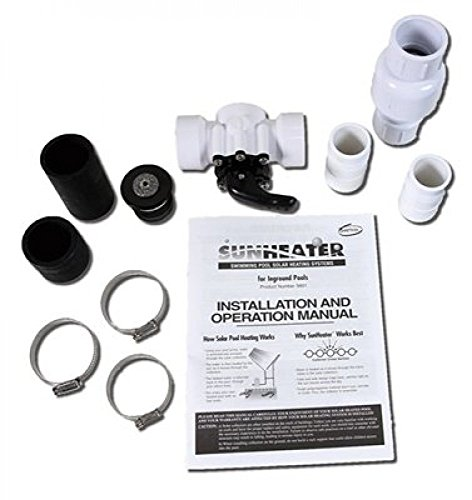 Esse Sales SunHeater System Kit for Solar ()