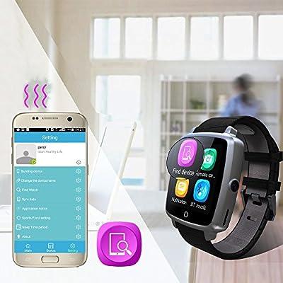 Stoga - SW25 - Smartwatch, reloj inteligente, compatible con ...