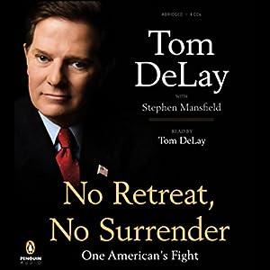 No Retreat, No Surrender Audiobook