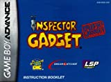 Inspector Gadget Advance Mission GBA Instruction Booklet (Game Boy Advance Manual only) (Nintendo Game Boy Advance Manual)