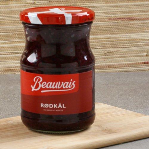 (Danish Pickled Red Cabbage (580 gram))