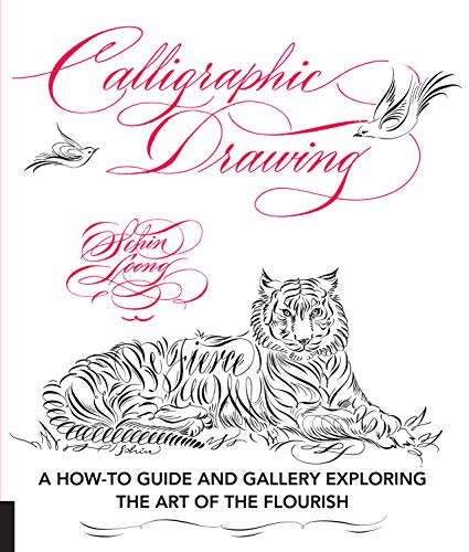 Pdf Crafts Calligraphic Drawing: A how-to guide and gallery exploring the art of the flourish
