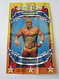 1989 Post Honeycomb Hulk Hogan WWF Wrestling Poster