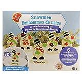Create A Treat Snowmen Cookie Decorating Kit 399g / Create A Treat trousse de décoration de Biscuits de bonhommes de Neige 399g