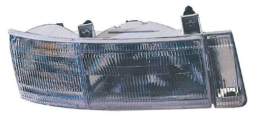 Depo 331-1174L-AST Ford Taurus Driver Side Replacement Headlight Assembly