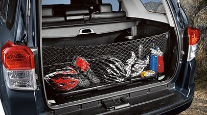 Envelope Style Trunk Cargo Net for Toyota 4Runner 2010 11 12 13 14 15 2016 2017 2018 2019 2 Row Model Only ()