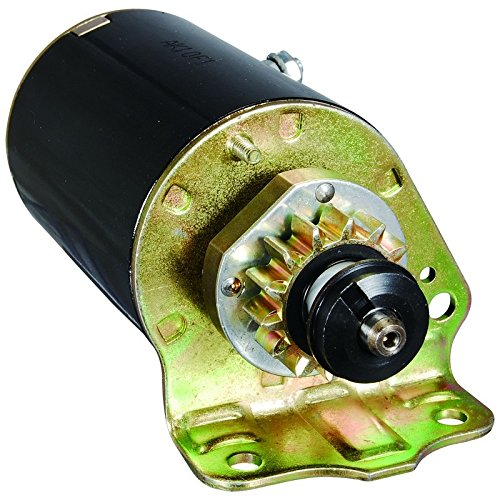 New Starter For Briggs & Stratton 12V CCW 14 TOOTH Steel Gear 7HP-18HP 693552 693551 - Starter 12v Gear