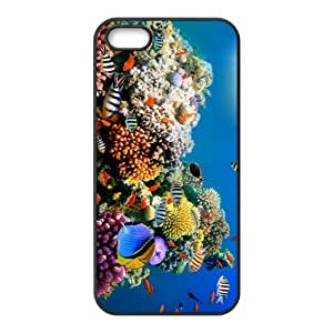 The Sea World Hight Quality Plastic Case for Iphone 5s