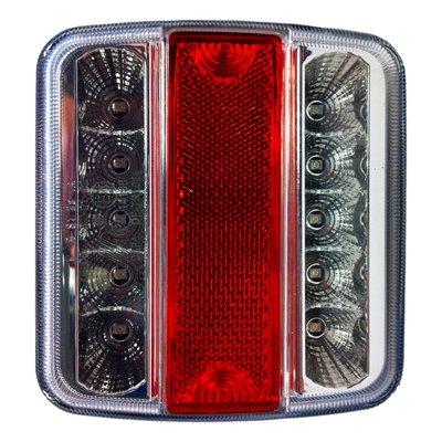 LED Rückleuchte Rücklicht Anhänger Trailer 4 Funktionen: Amazon.de: Auto