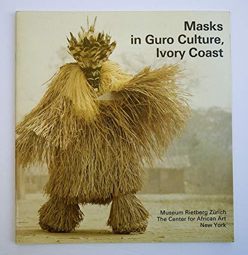 (Masks in Guro Culture, Ivory Coast)