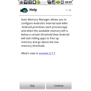 Auto Memory Manager: Amazon ca: Appstore for Android