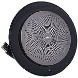 Jabra Speak 710 UC Universal USB/Bluetooth Negro, Plata - Bocinas (Universal, Negro, Plata, Portable, 30 m, 70 Db, 1 m)