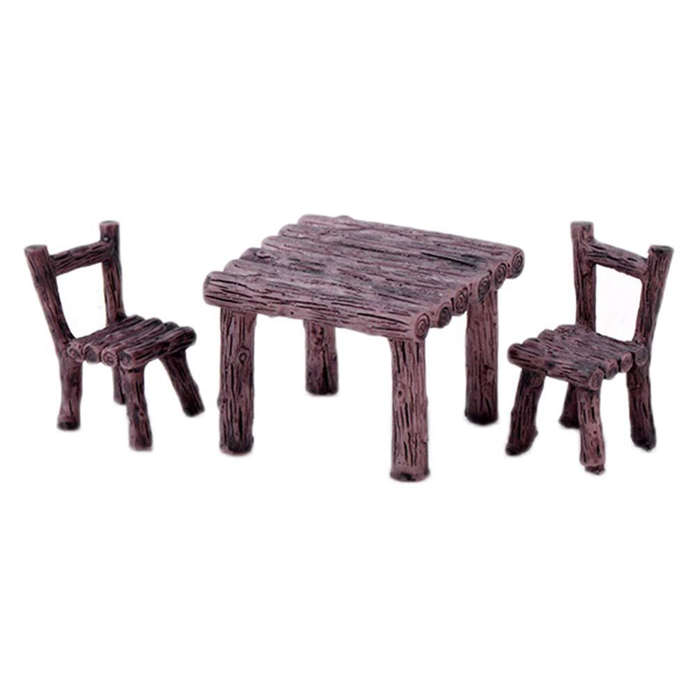 Sylvanian Families Gartentisch Garnitur Tisch Mit Stuhlen