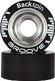 Backspin Groove Roller Skate Wheels