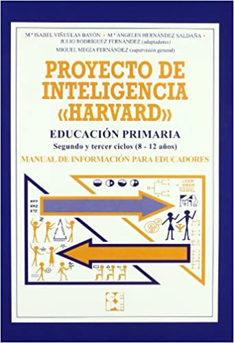 Proyecto de inteligencia harvard. Primaria. Manual Programas Intervencion Educati - 9788478693337: Amazon.es: Miguel Megia: Libros