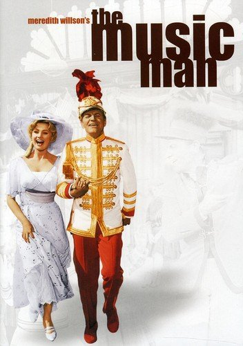 Music Man, The (DVD) (Rpkg) ()
