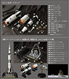 Bandai Tamashii Nations Apollo 11 and Saturn V Launch Vehicle